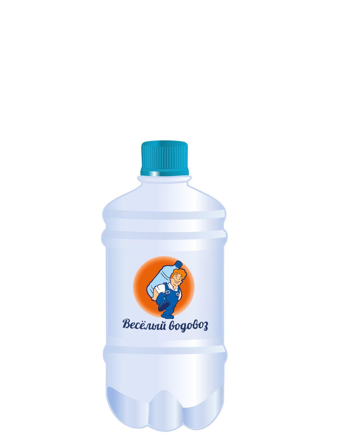вода веселый водовоз 0.5 л.