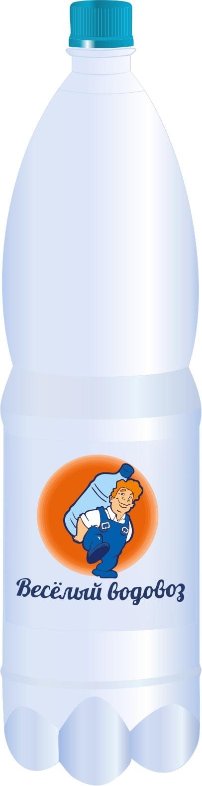 Питьевая вода Веселый водовоз 1,5 л